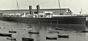 RMS Connaught